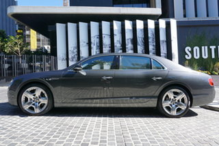 2013 Bentley Flying Spur 3W No Badge Anthracite Grey 8 Speed Sports Automatic Sedan