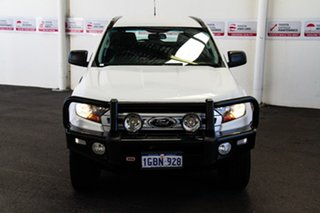 2015 Ford Everest UA Ambiente White 6 Speed Automatic SUV.