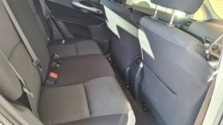 2009 Toyota Corolla ZRE152R MY09 Edge Grey 6 Speed Manual Hatchback