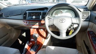 2004 Toyota Camry MCV36R Azura Red 4 Speed Automatic Sedan