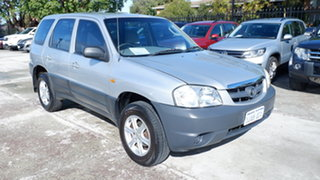 2001 Mazda Tribute Limited Silver 4 Speed Automatic Wagon.