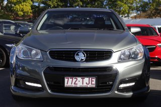 2013 Holden Ute VF MY14 SV6 Ute Prussian Steel 6 Speed Sports Automatic Utility.