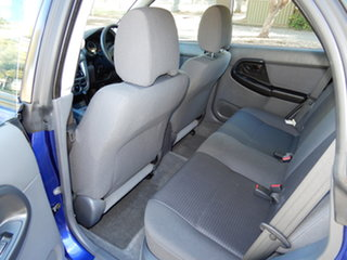 2003 Subaru Impreza S MY03 RV AWD Blue 4 Speed Automatic Hatchback