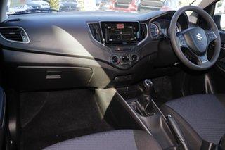 2021 Suzuki Baleno EW Series II GL Phoenix Red 5 Speed Manual Hatchback