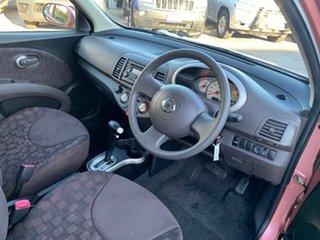 2010 Nissan Micra K12 4 Speed Automatic Hatchback
