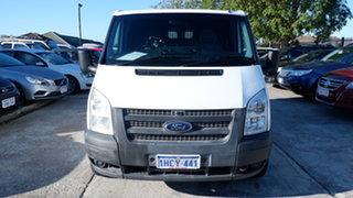 2012 Ford Transit VM 330 Low Roof SWB White 6 Speed Manual Van.