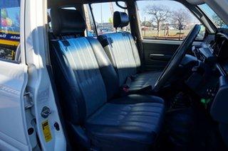 1997 Toyota Landcruiser HZJ80R Standard French Vanilla 5 Speed Manual Wagon