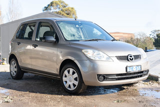 2005 Mazda 2 DY10Y2 Neo Sparkling Gold 4 Speed Automatic Hatchback.