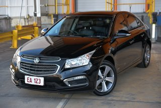 2016 Holden Cruze JH Series II MY16 Z-Series Black 6 Speed Sports Automatic Sedan.