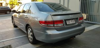 2004 Honda Accord 40 V6 Luxury Grey 5 Speed Automatic Sedan