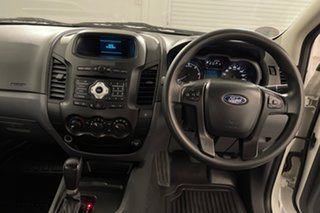 2015 Ford Ranger PX XL Hi-Rider Cool White 6 speed Automatic Utility