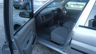2001 Mazda 121 DW1032 MY01 Shades Metro Silver 3 Speed Automatic Hatchback