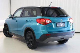 2017 Suzuki Vitara LY S Turbo 2WD Blue 6 Speed Sports Automatic Wagon.