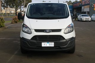 2016 Ford Transit Custom VN 330L (LWB) White 6 Speed Manual Van.