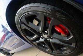 2017 Holden Commodore VF II MY17 SS V Sportwagon Redline Slipstream Blue 6 Speed Sports Automatic