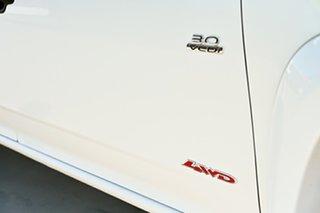 2009 Holden Colorado RC MY09 LX Crew Cab White 5 Speed Manual Utility.