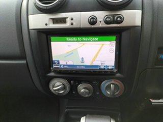 2011 Isuzu D-MAX MY11 Limited Edition III Pearl 4 Speed Automatic Utility