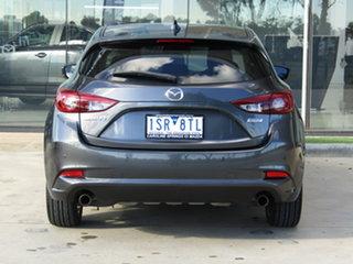 2016 Mazda 3 BN5438 SP25 SKYACTIV-Drive GT Grey 6 Speed Sports Automatic Hatchback