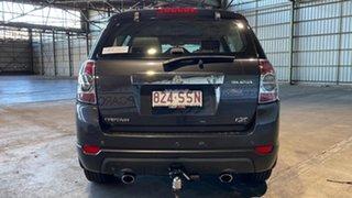 2012 Holden Captiva CG Series II 7 AWD CX Grey 6 Speed Sports Automatic Wagon