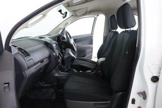 2018 Isuzu D-MAX TF MY18 SX (4x4) White 6 Speed Manual Crew Cab Chassis