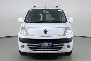 2012 Renault Kangoo X61 1.6 White 4 Speed Automatic Van.