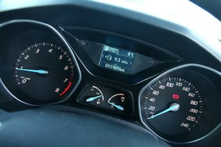 2012 Ford Focus LW Ambiente PwrShift Silver, Chrome 6 Speed Sports Automatic Dual Clutch Hatchback