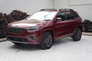 2020 Jeep Cherokee KL MY20 S-Limited Velvet Red 9 Speed Sports Automatic Wagon