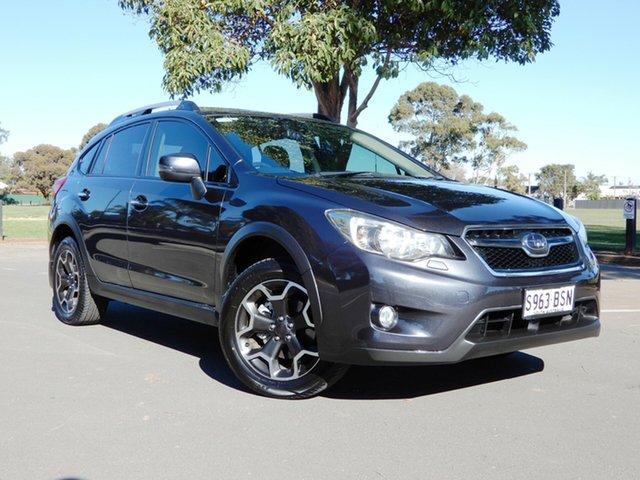 Used Subaru XV G4X MY13 2.0i-S AWD Glenelg, 2013 Subaru XV G4X MY13 2.0i-S AWD Dark Grey 6 Speed Manual Wagon