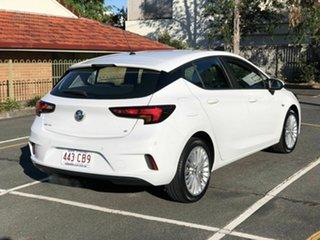 2017 Holden Astra BK MY17 R White 6 Speed Sports Automatic Hatchback.