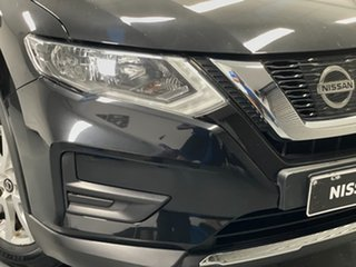 2018 Nissan X-Trail T32 Series II ST X-tronic 2WD Diamond Black 7 Speed Constant Variable Wagon.