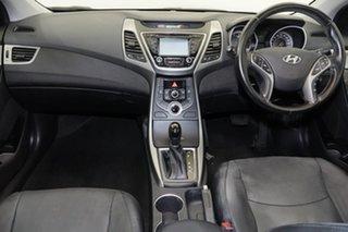 2015 Hyundai Elantra MD3 SE Sleek Silver 6 Speed Sports Automatic Sedan