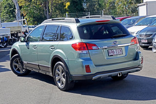 2014 Subaru Outback B5A MY14 2.5i Lineartronic AWD Desert Khaki 6 Speed Constant Variable Wagon.