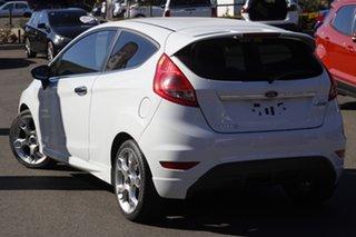 2009 Ford Fiesta WS Zetec White 5 Speed Manual Hatchback