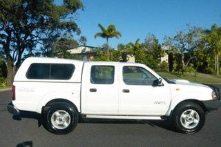 2014 Nissan Navara D22 S5 ST-R White 5 Speed Manual Utility.