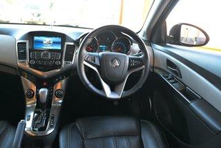 2016 Holden Cruze JH Series II MY16 Z-Series Black 6 Speed Sports Automatic Sedan
