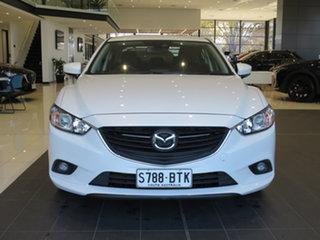 Mazda 6 Sport SKYACTIV-Drive Sedan.