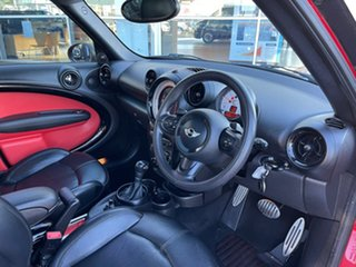 2013 Mini Countryman R60 Cooper S Red 6 Speed Sports Automatic Wagon