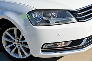 2012 Volkswagen Passat Type 3C MY13 125TDI DSG Highline White 6 Speed Sports Automatic Dual Clutch.