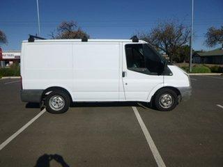 2007 Ford Transit VM White Manual Van.