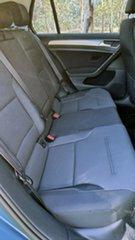 2014 Volkswagen Golf VII MY14 90TSI Comfortline Pacific Blue 6 Speed Manual Hatchback