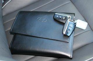2015 Hyundai Genesis DH Ultimate Pack Black 8 Speed Sports Automatic Sedan