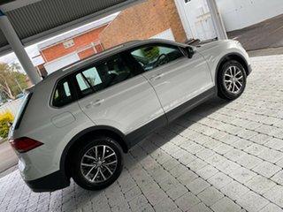 2017 Volkswagen Tiguan 110TDI - Comfortline Pure White Sports Automatic Dual Clutch Wagon