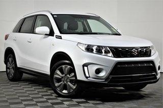 2020 Suzuki Vitara LY Series II 2WD Cool White 5 Speed Manual Wagon.