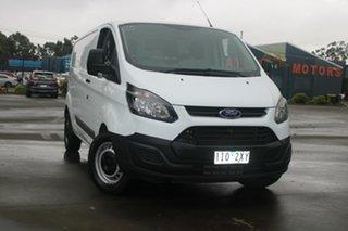2016 Ford Transit Custom VN MY16.75 330L (LWB) White 6 Speed Manual Van.