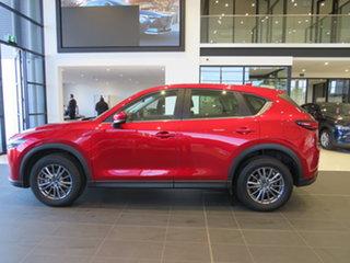 2017 Mazda CX-5 Maxx SKYACTIV-Drive FWD Sport Wagon.