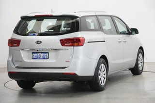 2020 Kia Carnival YP MY20 S Silky Silver 8 Speed Sports Automatic Wagon
