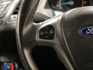 2014 Ford Fiesta WZ Ambiente Red 5 Speed Manual Hatchback