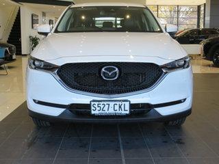 2017 Mazda CX-5 Touring SKYACTIV-Drive i-ACTIV AWD Wagon.