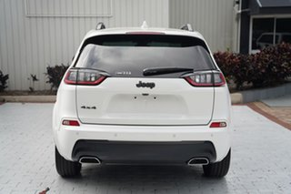 2021 Jeep Cherokee KL MY21 80th Anniversary Bright White 9 Speed Sports Automatic Wagon