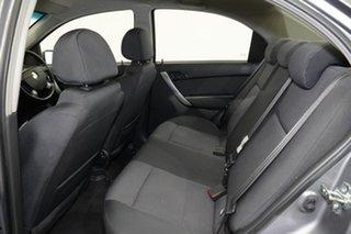 2011 Holden Barina TK MY11 Urban Grey 4 Speed Automatic Sedan